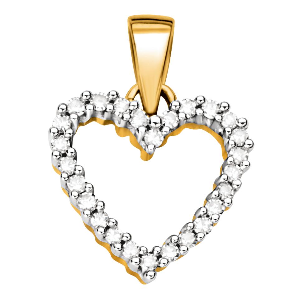 Diamanthänge i 18K guld
