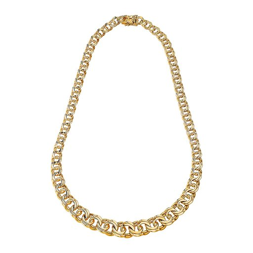Halsband i 18K guld - Guldfynd 2e1f08cf64751