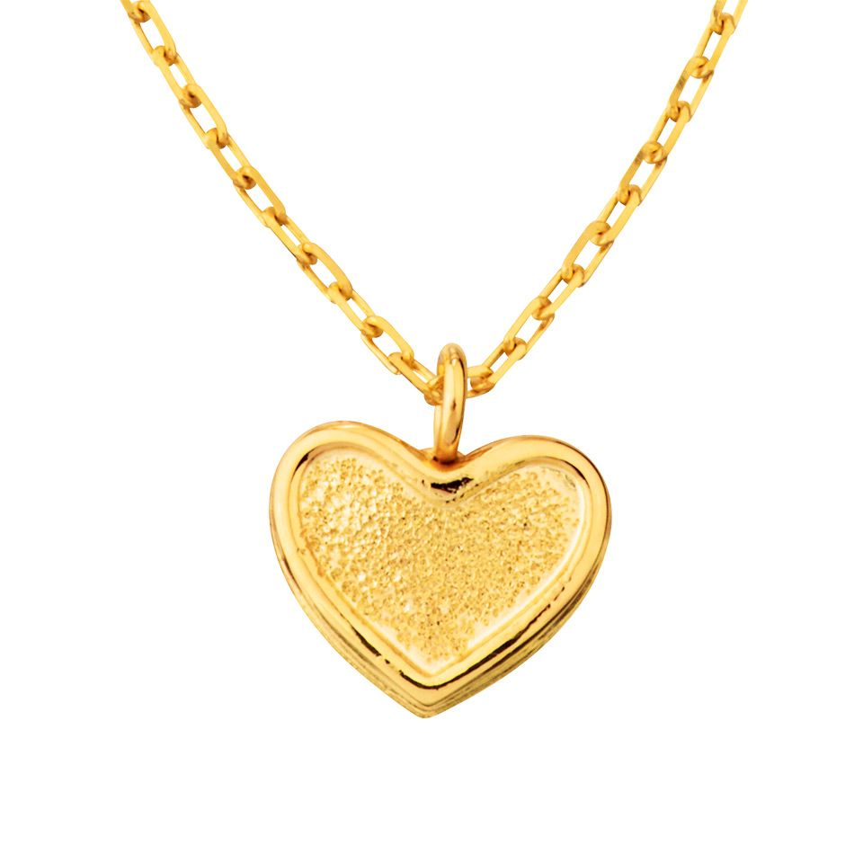 Halsband i 9K guld