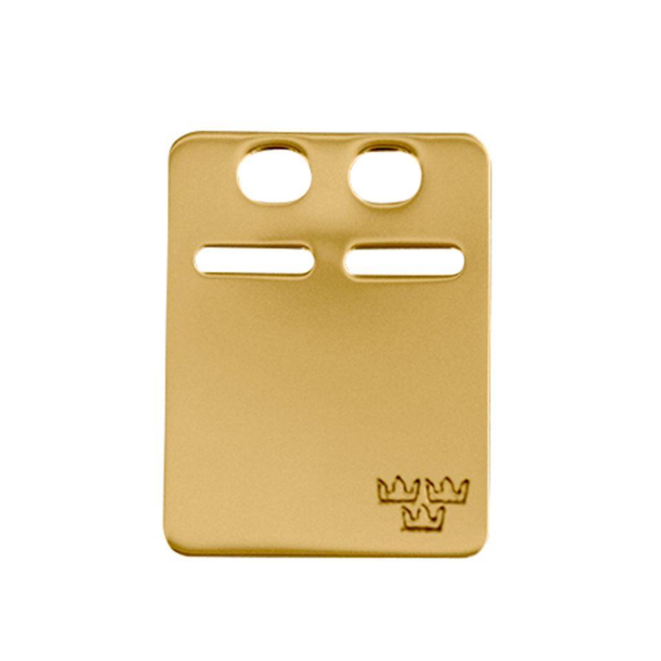 ID Bricka 18k guld