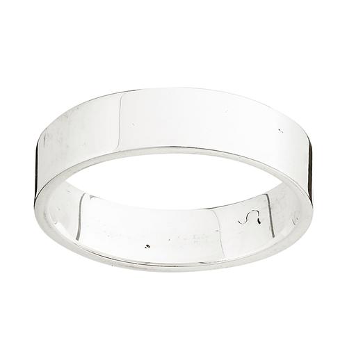 Förlovningsring i äkta silver, 21.0