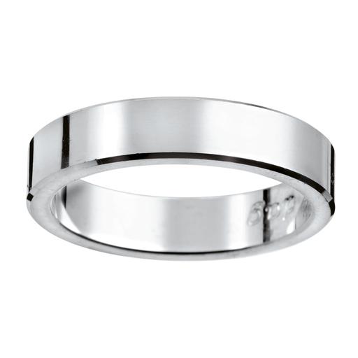 Förlovningsring i äkta silver, 20.0