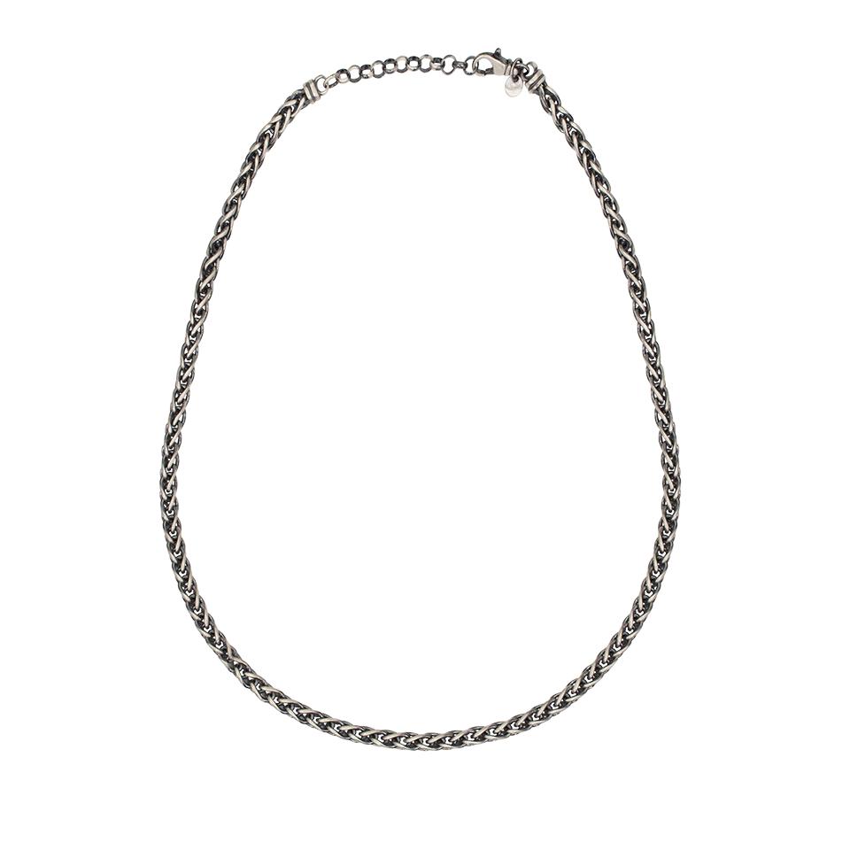 Halslänk i äkta silver